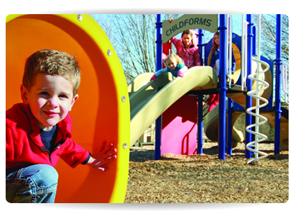 Parks And Recreation Playground Equipment