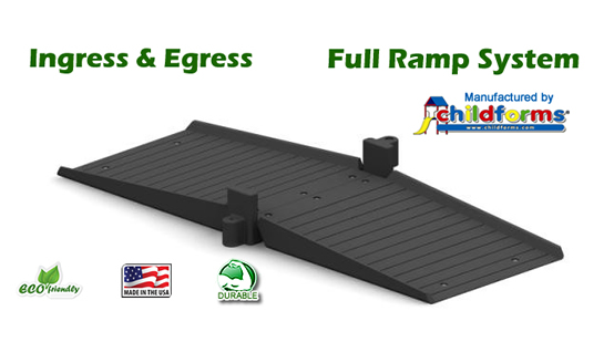 ADA Full Ramp System