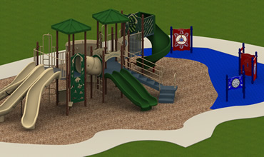 playground packages playground equipment - Commercial Playground Equipment